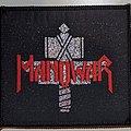 Manowar - Patch - Manowar - Sign of the hammer - Patch
