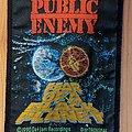 Public Enemy - Fear of a black planet - Patch