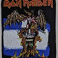 Iron Maiden - The evil that men do - Patch