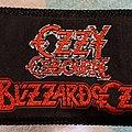 Ozzy Osbourne - Patch - Ozzy Osbourne - Blizzard of Oz - Patch