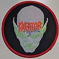 Kreator - Patch - Kreator - Coma of souls - round Patch