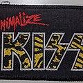 Kiss - Patch - Kiss - Animalize - Patch