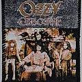Ozzy Osbourne - Patch - Ozzy Osbourne - No rest for the wicked - Patch