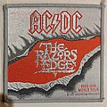 AC/DC - Patch - AC/DC - The Razors Edge - Patch