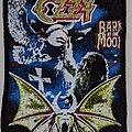 Ozzy Osbourne - Patch - Ozzy Osbourne -Bark at the moon - Patch