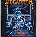 Megadeth - Holy wars - Patch