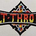 Bolt Thrower - Patch - Bolt Thrower - Logo - Patch