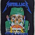 Metallica - Patch - Metallica - Crash course - Patch