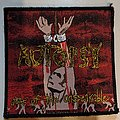 Autopsy - Acts of the unspeakable - Patch
