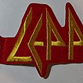 Def Leppard - Patch - Def Leppard - Logo - Cut Out Patch