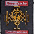 Queensryche - Patch - Queensryche - Operation Mindcrime - Patch