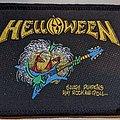 Helloween - Patch - Helloween - savage Pumpkins - Patch