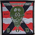 S.O.D. - Patch - S.O.D. - Stormtroopers od death - Patch