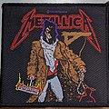 Metallica - Patch - Metallica - The unvorgiven - Patch