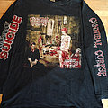 Cannibal Corpse - Gallery Of Suicide LS TShirt or Longsleeve