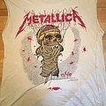 Metallica - One Sleeveless TShirt or Longsleeve