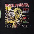 Iron Maiden - Killers TS TShirt or Longsleeve
