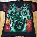 Slayer - Root Of All Evil  (all over version) TS TShirt or Longsleeve