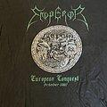 Emperor - European Conquest 1997 TS TShirt or Longsleeve