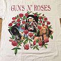 Guns N' Roses - Skin 'N Bones World Tour 93 TS TShirt or Longsleeve