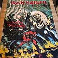 Iron Maiden - The Number Of The Beast Flag Other Collectable