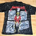 Metallica - Damage Inc. All Over TS TShirt or Longsleeve
