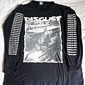 Disgust – Brutality Of War LS