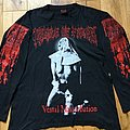 Cradle Of Filth - Vestal Masturbation / European Tour 95 LS