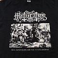 Mütiilation - Hail Satanas We Are The Black Legions TS