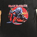 Iron Maiden - A Real Live Tour 93 TS TShirt or Longsleeve