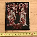 Cannibal Corpse - Butchered At Birth Patch