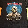 Iron Maiden - World Slavery Tour '84-'85 TS TShirt or Longsleeve