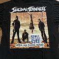 Suicidal Tendencies - European Tour 2013 TS TShirt or Longsleeve
