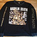 Napalm Death - Mass Appeal Madness LS TShirt or Longsleeve