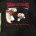 Cradle Of Filth - Cruelty And The Priest TS TShirt or Longsleeve