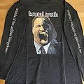 Brutal Truth - Sounds Of The Animal Kingdom LS TShirt or Longsleeve