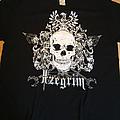Izegrim - TShirt or Longsleeve - Izegrim - Skull TS