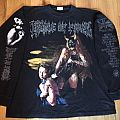 Cradle Of Filth - The Rape And Ruin Of Europe Tour 97 LS TShirt or Longsleeve