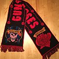 Guns n' Roses Vintage 90's Scarf Other Collectable