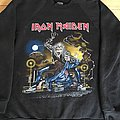Iron Maiden - No Prayer On The Road Tour 1990 Sweater TShirt or Longsleeve
