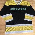 Sepultura - Hockey Jersey TShirt or Longsleeve
