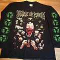 Cradle Of Filth - Canvas For A Lick Of Pain LS TShirt or Longsleeve