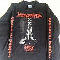 Haemorrhage - TShirt or Longsleeve - Haemorrhage - Emetic Cult LS