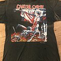 Cannibal Corpse - TShirt or Longsleeve - Cannibal Corpse - Tomb Of The Mutilated European Tour 1993 TS