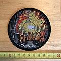 Def Leppard- Pyromania 1983 Vintage Patch