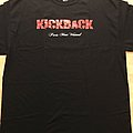 Kickback - TShirt or Longsleeve - Kickback - Fuck The World TS