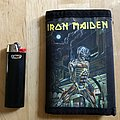 Iron Maiden - Other Collectable - Iron Maiden - Somewhere In Time Wallet