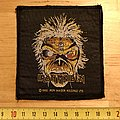 Iron Maiden - Patch - Iron Maiden - The Clairvoyant Patch 1988 OG