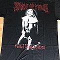 Cradle Of Filth - Vestal Masturbation / European Tour 95 TS TShirt or Longsleeve