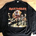 Iron Maiden - TShirt or Longsleeve - Iron Maiden - Hallowed Be Thy Name Sweater